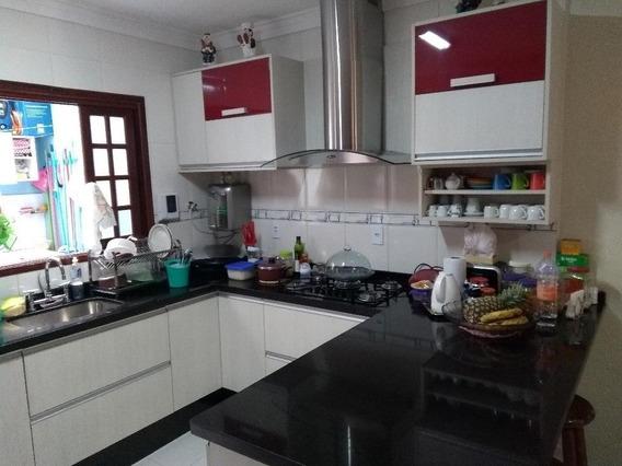 Sobrado De 4 Dormitórios E 4 Suítes Na Vila - So13999
