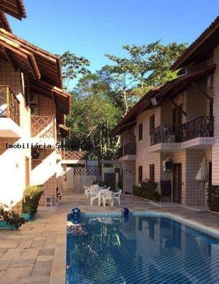 Casa Em Condomínio Para Venda Em São Sebastião, Praia De Juquehy, 2 Dormitórios, 1 Banheiro, 1 Vaga - 2471