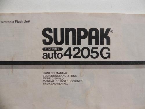 Flash  Eletrônico  Suinpak