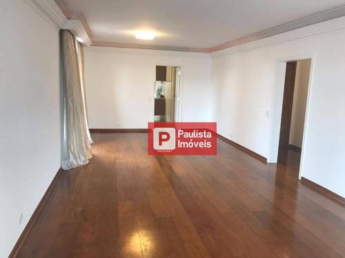 Apartamento À Venda, 187 M² Por R$ 1.200.000,00 - Brooklin Paulista - São Paulo/sp - Ap22831