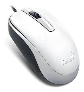 Mouse Con Cable Usb Genius Dx-120 Scroll 1000dpi Mac Win