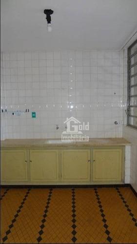 Apartamento Com 2 Dormitórios Para Alugar, 93 M² Por R$ 600,00/mês - Campos Elíseos - Ribeirão Preto/sp - Ap3095