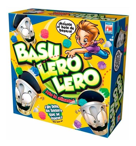 Basulero Lero (836) 1465 Envio Full