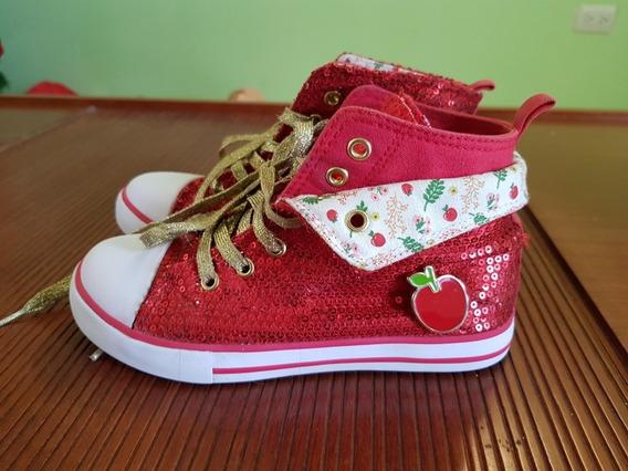 Zapatos Para Niñas Talla 32 Disney