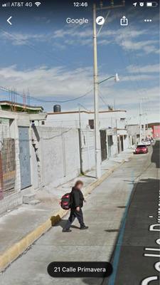 Se Vende Terreno Cerca Plaza Chimalhuacan Y Feria De Piedra