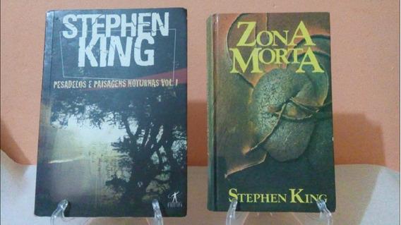 Zona Morta Pesadelos I Saco Ossos - Stephen King