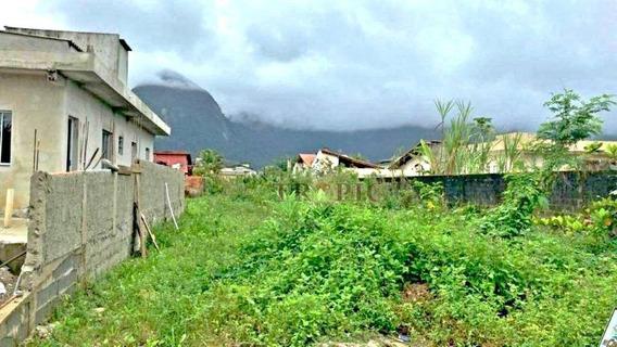 Terreno À Venda, 504 M² Por R$ 165.000,00 - Morada Praia - Bertioga/sp - Te0083
