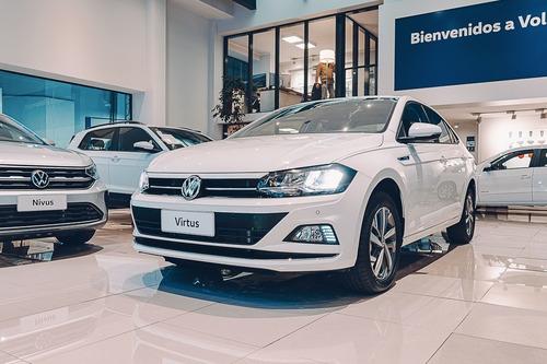 Volkswagen Virtus Highline Con Seguro Incluído 0km 2021
