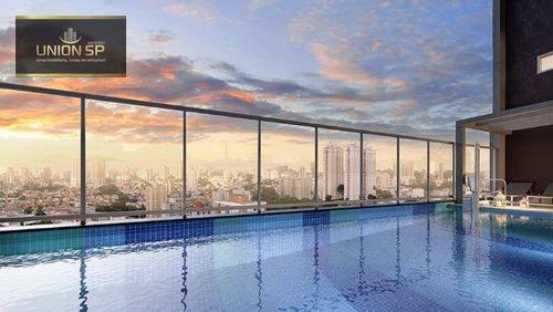 Imagem 1 de 15 de Studio Com 1 Dormitório À Venda, 24 M² Por R$ 340.000 - Butantã - São Paulo/sp - St1498