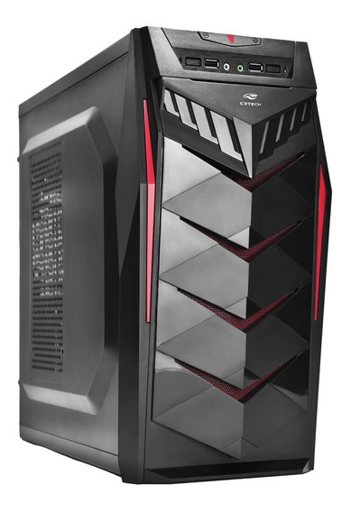 Pc Gamer Hard Core I5/ 8gb Ram/ Hd 1tb/ Rx570 4gb + Brindes