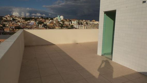 Cobertura Com 3 Quartos Para Comprar No Jardim Leblon Em Belo Horizonte/mg - 1256