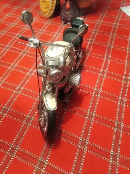 Moto A Escala Bmw 1200cc Medida 40x12x20alto # 363