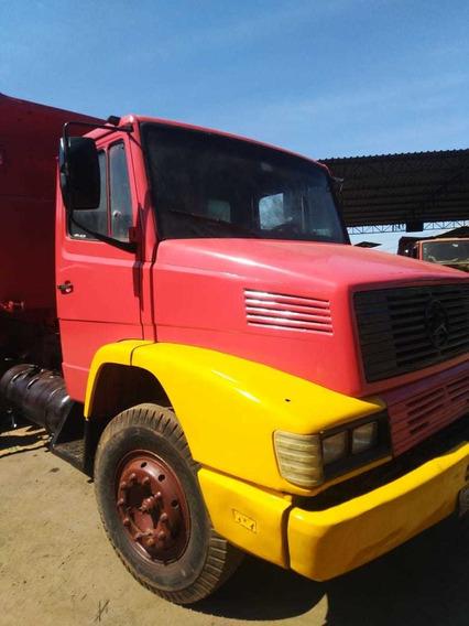 Caminhão Basculante, Modelo Lk 1618, Ano 1991
