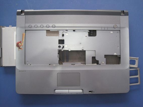 Carcaça Base + Touch Sony Pcg 7v2l
