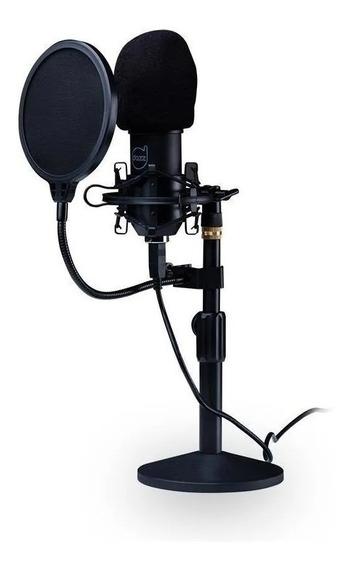 Microfone Broadcaster Pro, Usb 2.0