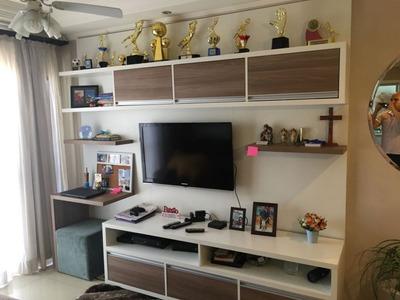 Apartamento Em Jardim Flor Da Montanha, Guarulhos/sp De 58m² 2 Quartos Para Locação R$ 1.400,00/mes - Ap254460