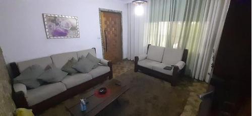 Imagem 1 de 9 de Casa Para Venda Em São Paulo, Jardim Itaoca, 5 Dormitórios, 1 Suíte, 4 Banheiros, 2 Vagas - Cs373_1-1743978