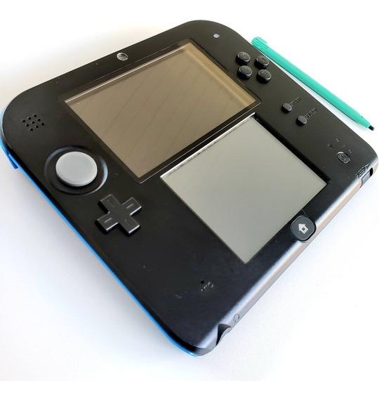 Nintendo 2ds + 50 Jogos