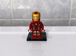 Lego Avengers Iron Man Mark 43 Set 76031 Oficial