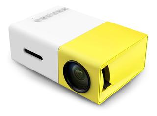Yg - Proyector Lcd 300 400 - 600lm 320 X 240 Cine En Casa