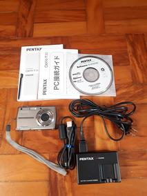 Camera Digital Compacto Pentax Optio T30 7.1megapixels