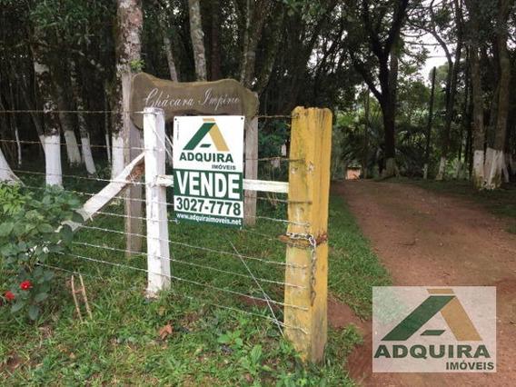 Rural Chacara Com 3 Quartos - 4432-v