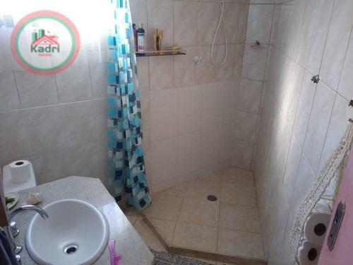 Imagem 1 de 25 de Kitnet Com 1 Dormitório À Venda, 38 M² Por R$ 159.000,00 - Canto Do Forte - Praia Grande/sp - Kn0503