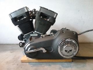 Motor Transmisión Harley Davidson Fat Boy 1450 Cc Año 2006