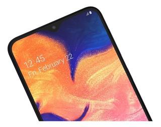 Samsung A10 32 Gb Negro Libre+ Regalos Mica + Funda + Chip