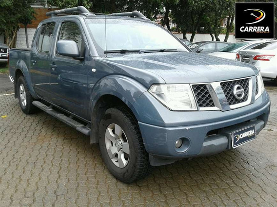 Frontier 2.5 Se Strike 4x2 Cd Turbo Eletronic Diesel 4p Man