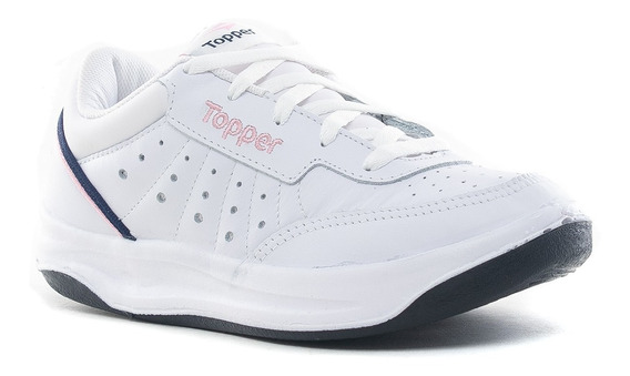 Zapatillas Lady X Forcer White Topper
