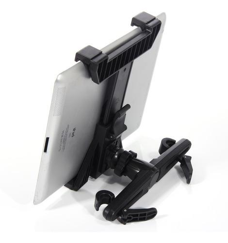 Imagem 1 de 6 de Suporte Veicular Universal Encosto Banco iPad Tablet 7 A 11
