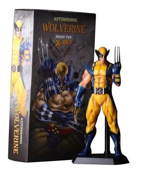 Boneco Wolverine Crazy Toys Action Figure Colecionável