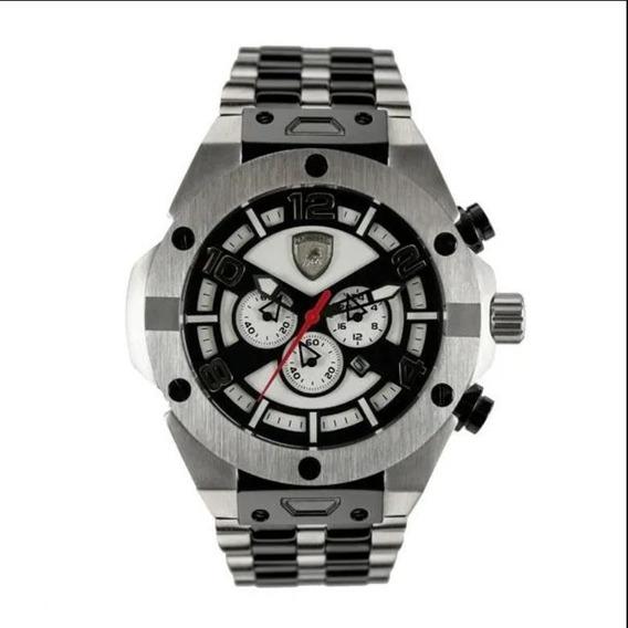 Relógio Masculino Lamborghini Lb90053654m
