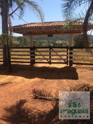 Imagem 1 de 16 de Rural Chacara Com 3 Quartos - 171020-v