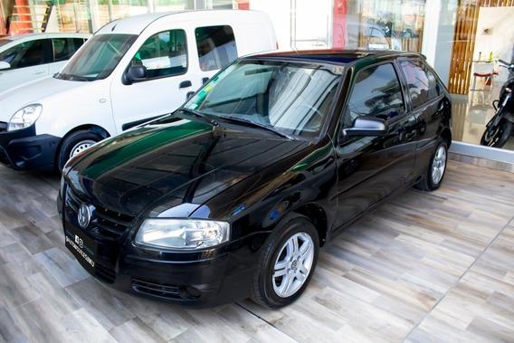 Volkswagen Gol Power Plus 3p. Nafta 2009 Negro