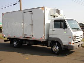 Volkswagen Vw 8150 Delivery Plus Ano 2012 Bau Refrigerado