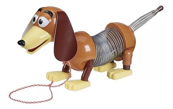 Toy Story Slinky Cachorro Disney (grande) (novo Na Caixa)