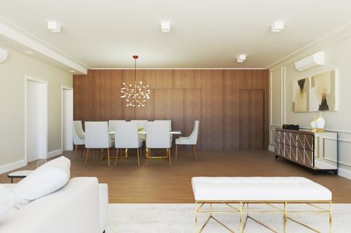 Imagem 1 de 21 de Apartamento Padrão Em São Paulo - Sp - Ap0476_rncr