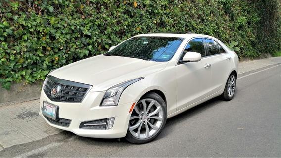 Cadillac Ats Premium 2.0 Turbo Factura Original Único Dueño