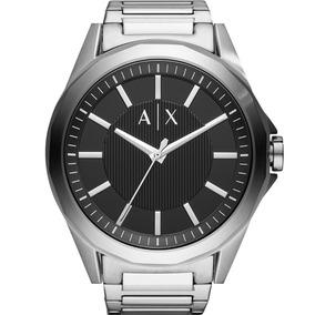 Relógio Armani Exchange Masculino Original Nota Ax2618/1kn