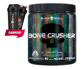 Bone Crusher - 300g - Black Skull - Todos Sabores