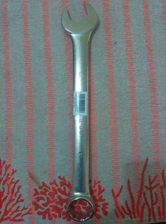 Llave Combinada Profesional 27mm Acesa 8trump