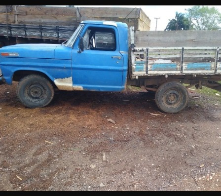 Ford Camionete F100