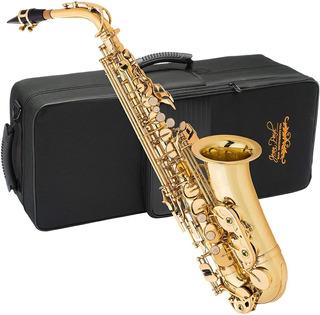 Saxofón Alto Para Aprendiz Jean Paul As-400 Ee. Uu.