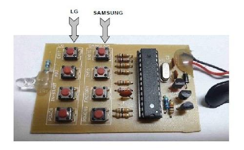 Control De Servicio LG Y Samsung