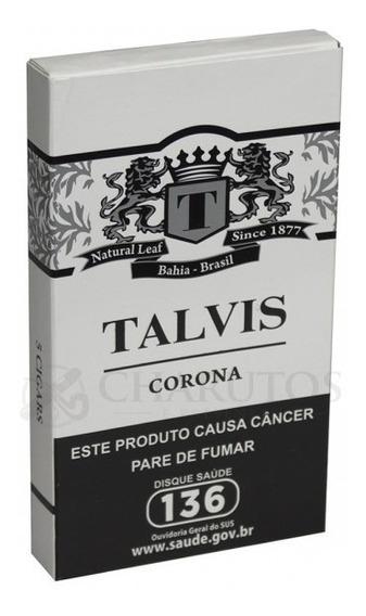 Charuto Talvis Natural Caixa Com 5