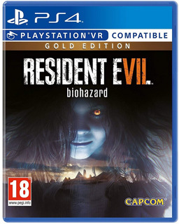 Resident Evil 7 Biohazard Gold Edition Playstation 4 Usado
