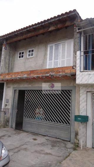 Sobrado Residencial À Venda, Jardim Nova Poá, Poá. - So0094