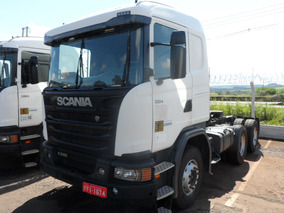 Scania G 440 6x4 Bug Pesado Opticruise 2013/2014 Cab. Leito